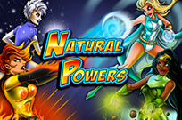 Игровой автомат Natural Powers