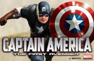 Автомат в казино: Капитан Америка — Первый Мститель Скретч-Карты