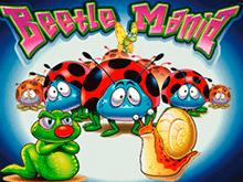 В онлайн казино Beetle Mania
